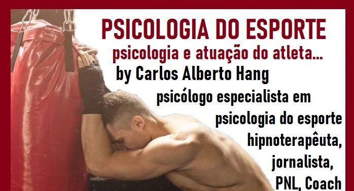 PSICOLOGIA DO ESPORTE: psicologia e atuação do atleta… by Carlos Alberto Hang
