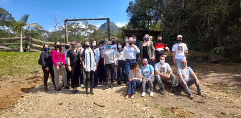 Desenvolvimento turístico integrado pelo histórico Caminho do Peabiru