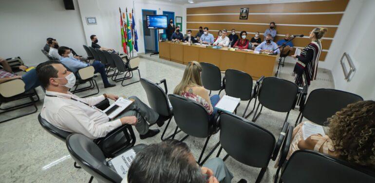 Gestão documental de Joinville pode passar por reformulação