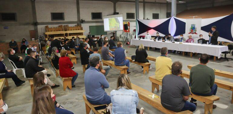 CVJ inicia em Pirabeiraba rodada de audiências públicas sobre revisão do Plano Diretor