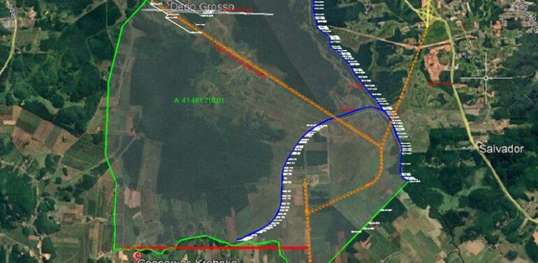 Região Norte projeta complexo multimodal em Guaramirim