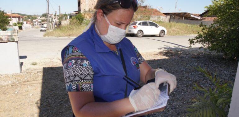 Saúde de Araquari alerta para aumento nos focos da dengue