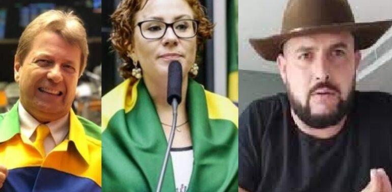 Deputados pedem habeas corpus ao STF para salvar Zé Trovão