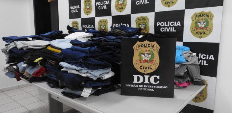 Polícia deflagra operação contra caixeiros em Joinville