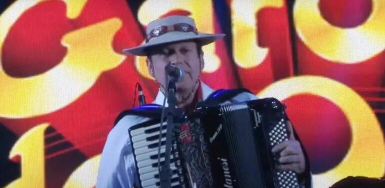 Velório de Airton Machado, vocalista da banda Garotos de Ouro ocorre em Criciúma