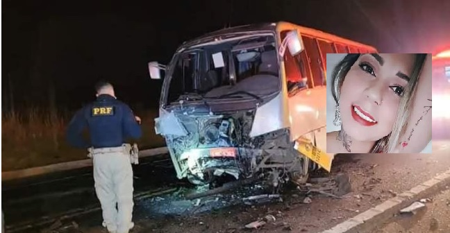 Identificada vítimas de acidente fatal registrado na BR-282