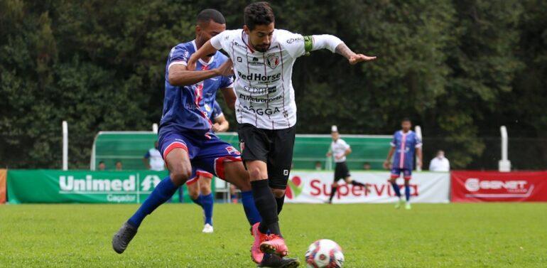 JEC perde na estreia da Copa SC