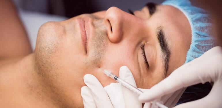 3 procedimentos estéticos mais procurados pelos homens em Joinville