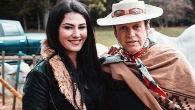 Esposa do vocalista da banda Garotos de Ouro segue internada
