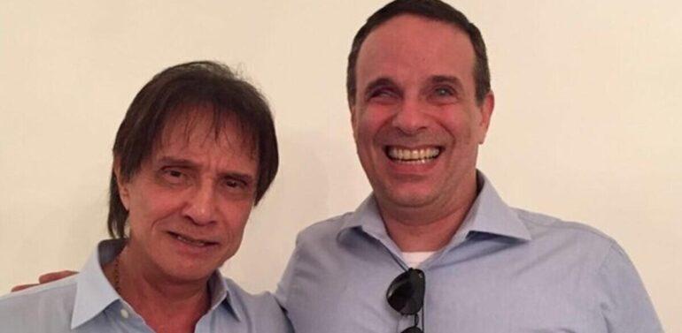 Morre filho de Roberto Carlos após lutar contra câncer irreversível