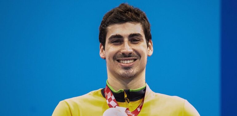 Joinvilense Talisson Glock fatura medalha de ouro nas Paralimpíadas de Tóquio