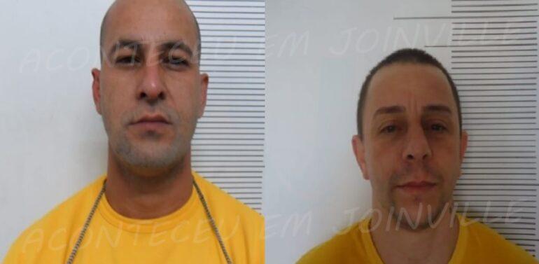 Presos fogem do Complexo Penitenciário do Vale do Itajaí