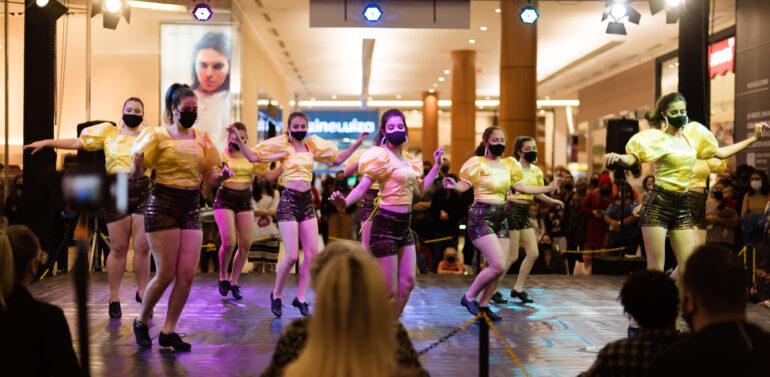 Garten Shopping coloca público para dançar no 38º Festival de Dança