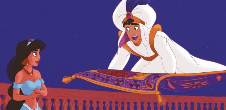 "Garten apresenta musical gratuito ""Aladdin e a Princesa Jasmine"", nesta terça"