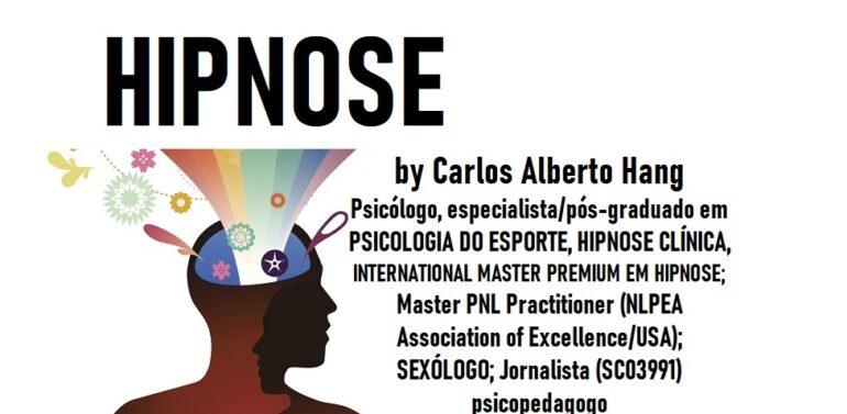 HIPNOSE by Carlos Alberto Hang