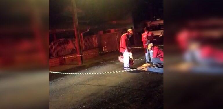 VÍDEO : Homem é morto a pedradas no Canela