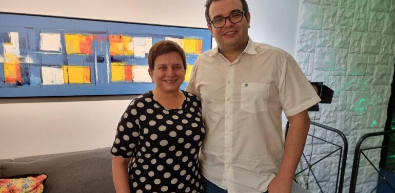 Primeira mulher cirurgiã de aparelho digestivo de Santa Catarina, que atua pelo SUS em Joinville, receberá homenagem