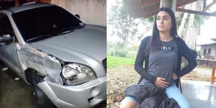 Motorista que matou jovem prensada contra caminhão vai ficar na prisão