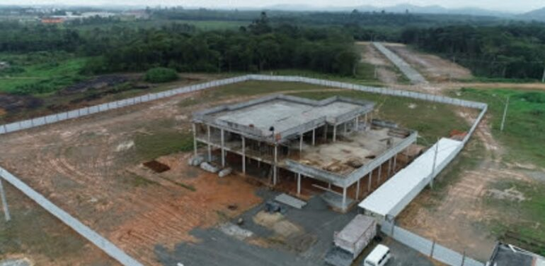 Prefeitura de Araquari pleiteia recursos junto ao Estado para construção de hospital
