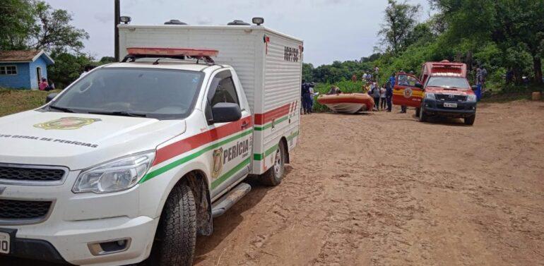 Corpo de pescador desaparecido é encontrado no Planalto Norte