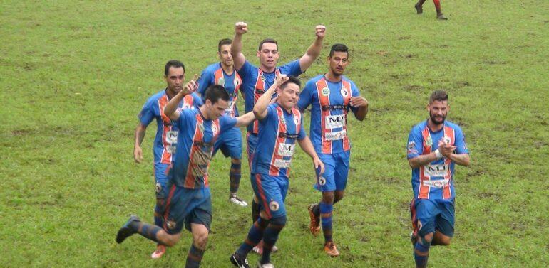Resultados do futebol amador de Joinville