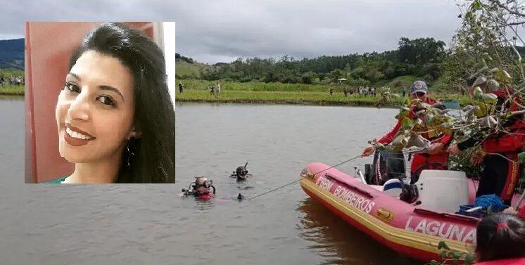 Sepultada em Joinville vitima de afogamento no Sul do Estado