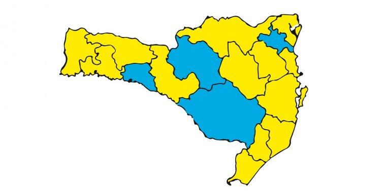 Joinville tem melhora na Matriz de Risco para Covid-19