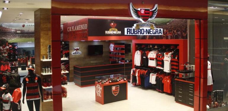 Shopping de Joinville terá loja oficial do Flamengo